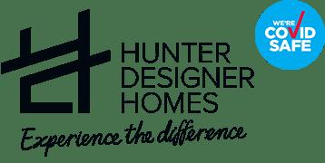Hunter Designer Homes | Newcastle & Hunter Valley Logo