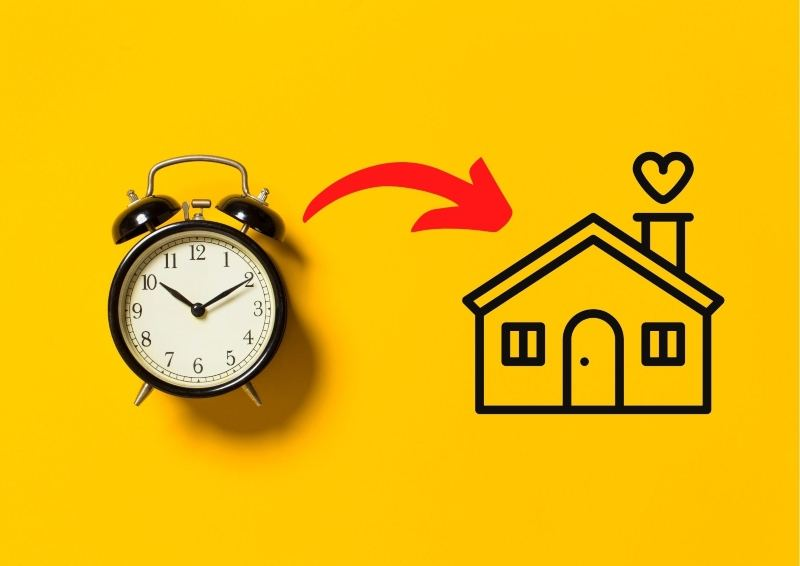 Alarm Clock and Home