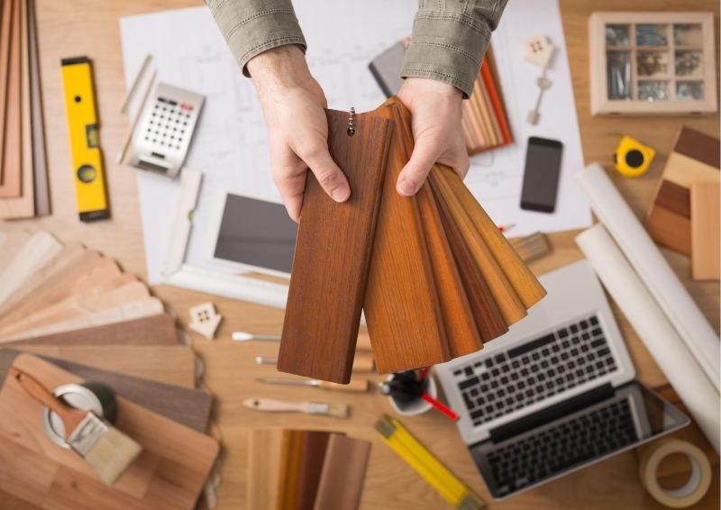 Choosing flooring for your project home