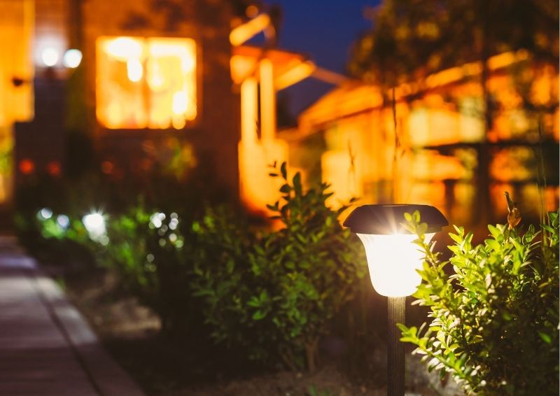 Outdoor Lighting at your designer home