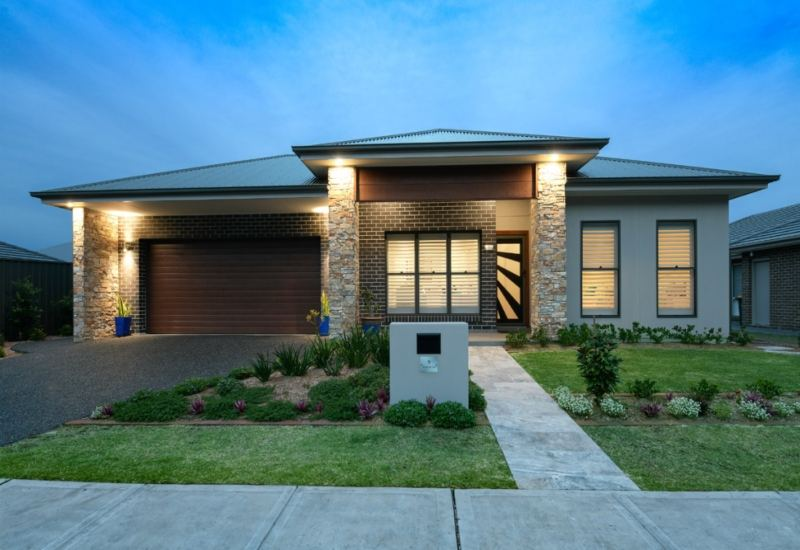 Project home Hunter Valley Hip Facade
