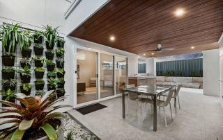 Alfresco Living Area Hunter Designer Homes