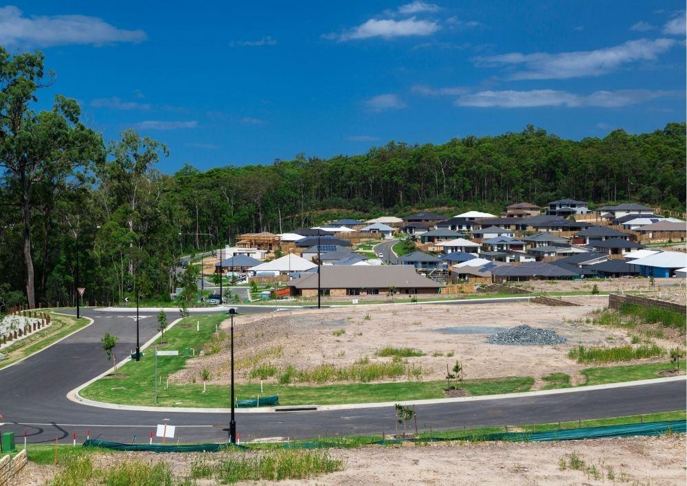Housing Estate Hunter Valley