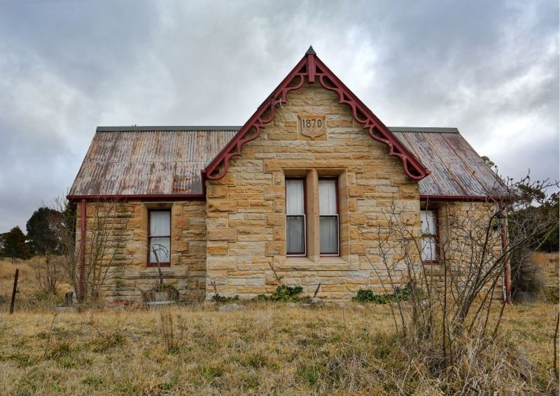 Old Stone home in the Hunter Valley