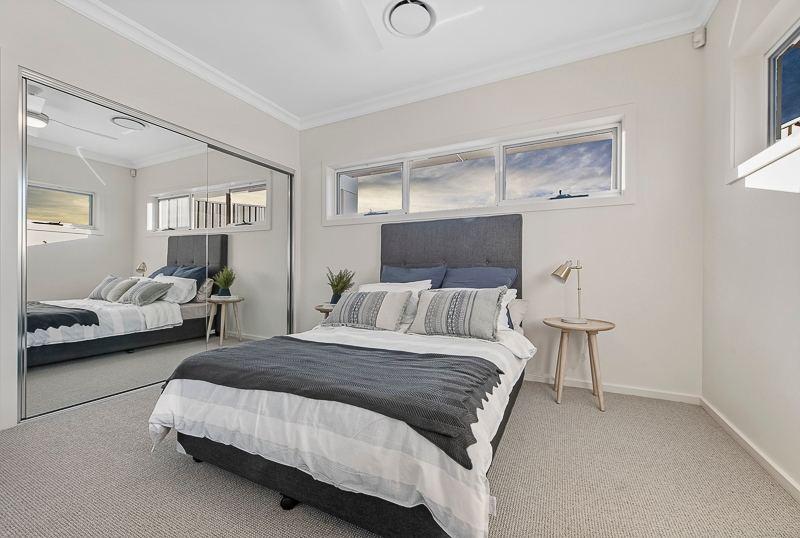 Bedroom in Hunter Designer Homes